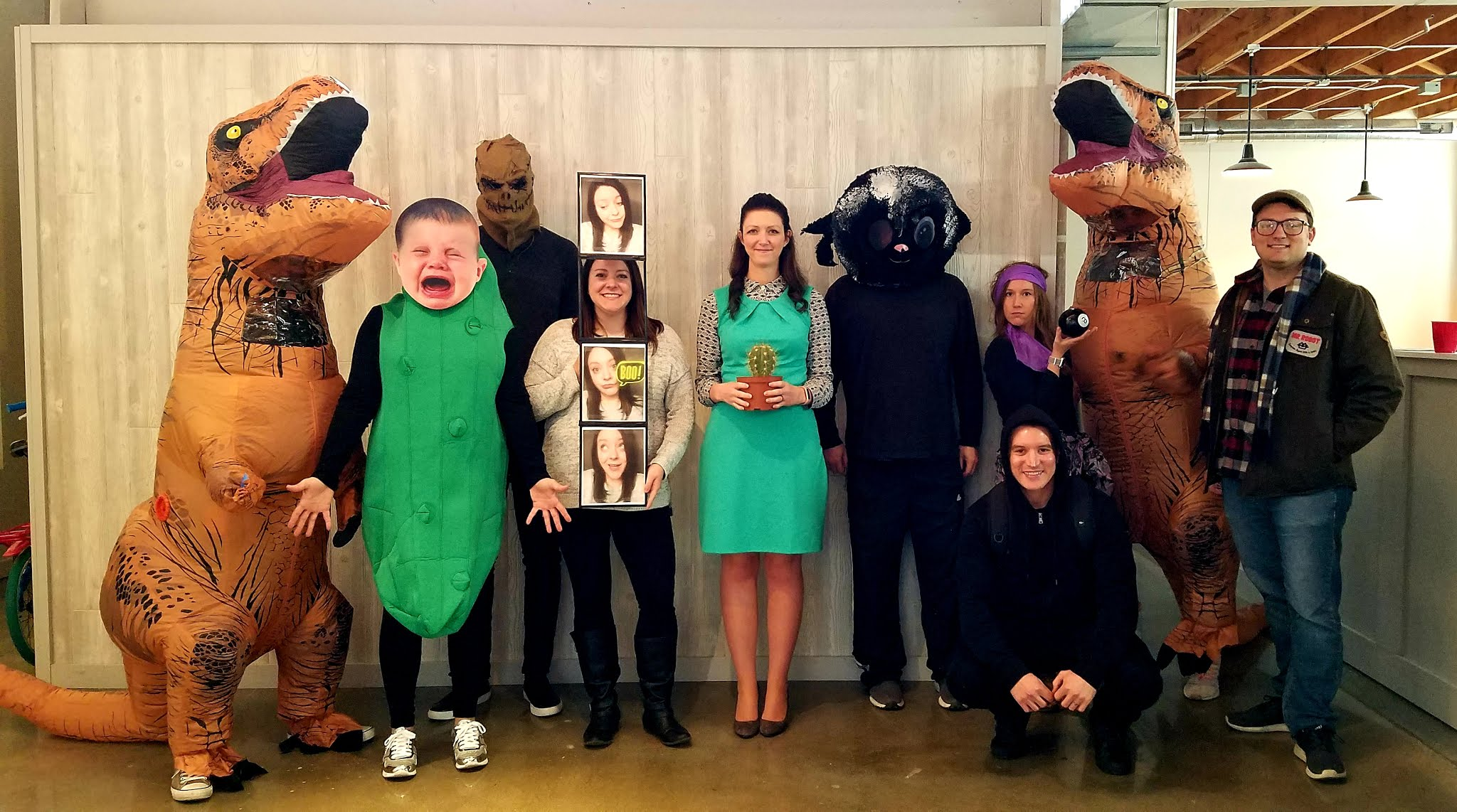 office halloween 2018